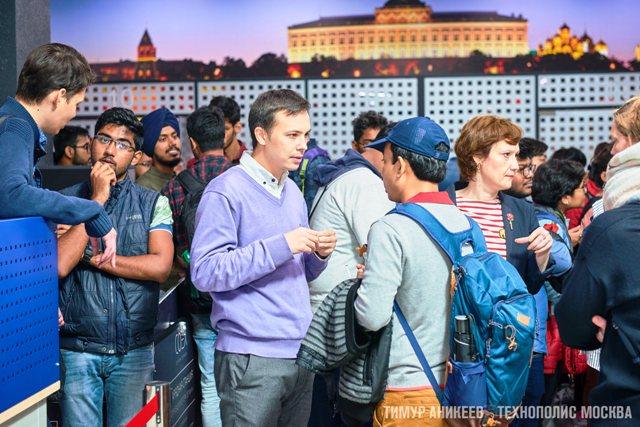 Гости из Индии 30092019